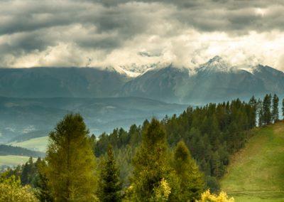 Tatry view