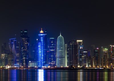 Doha Harbor